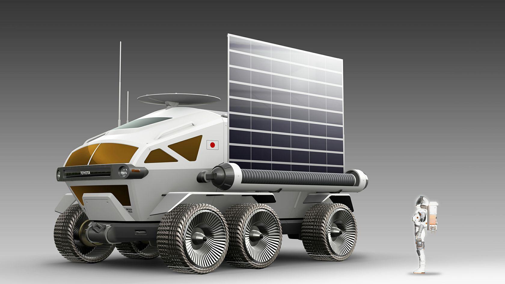 Pressurized Rover 5