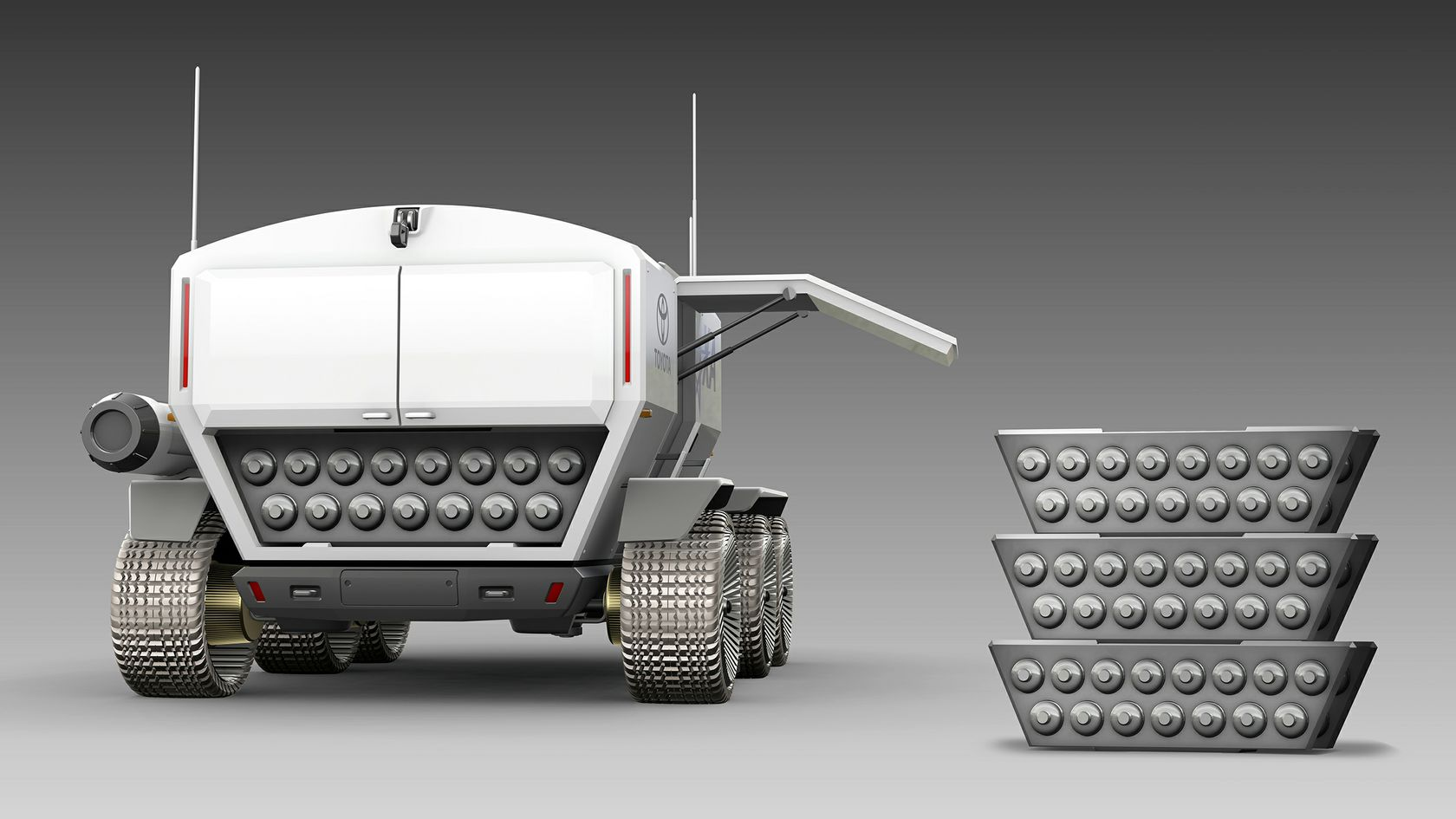 Pressurized Rover 6