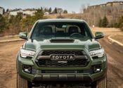 2020 Toyota Tacoma TRD Pro 7