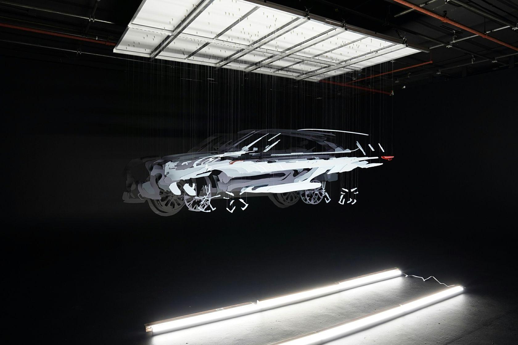 2020 Toyota Highlander Teaser 003