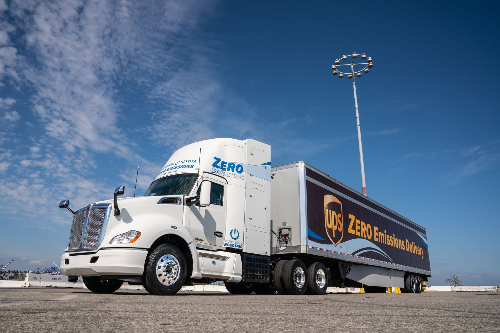 ZEV Trucking