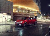 2020 Corolla XSE Red 1