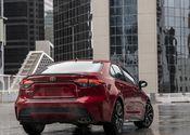 2020 Corolla XSE Red 36