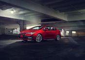 2020 Corolla XSE Red