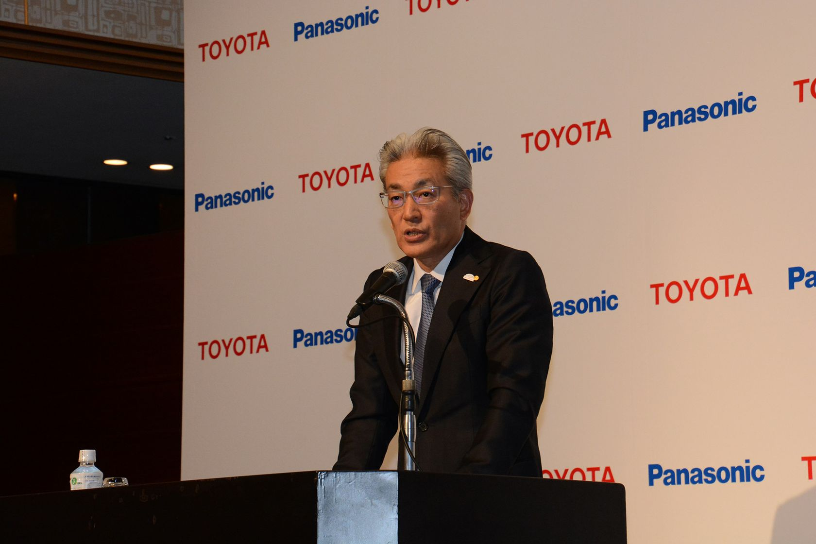 Toyota and Panasonic 2