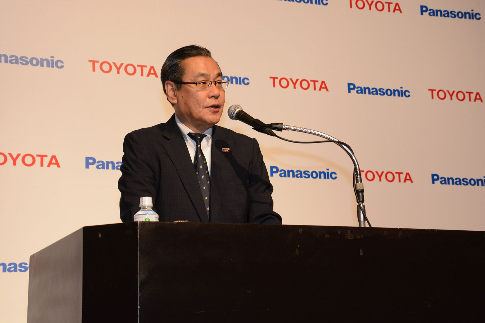Toyota and Panasonic 3