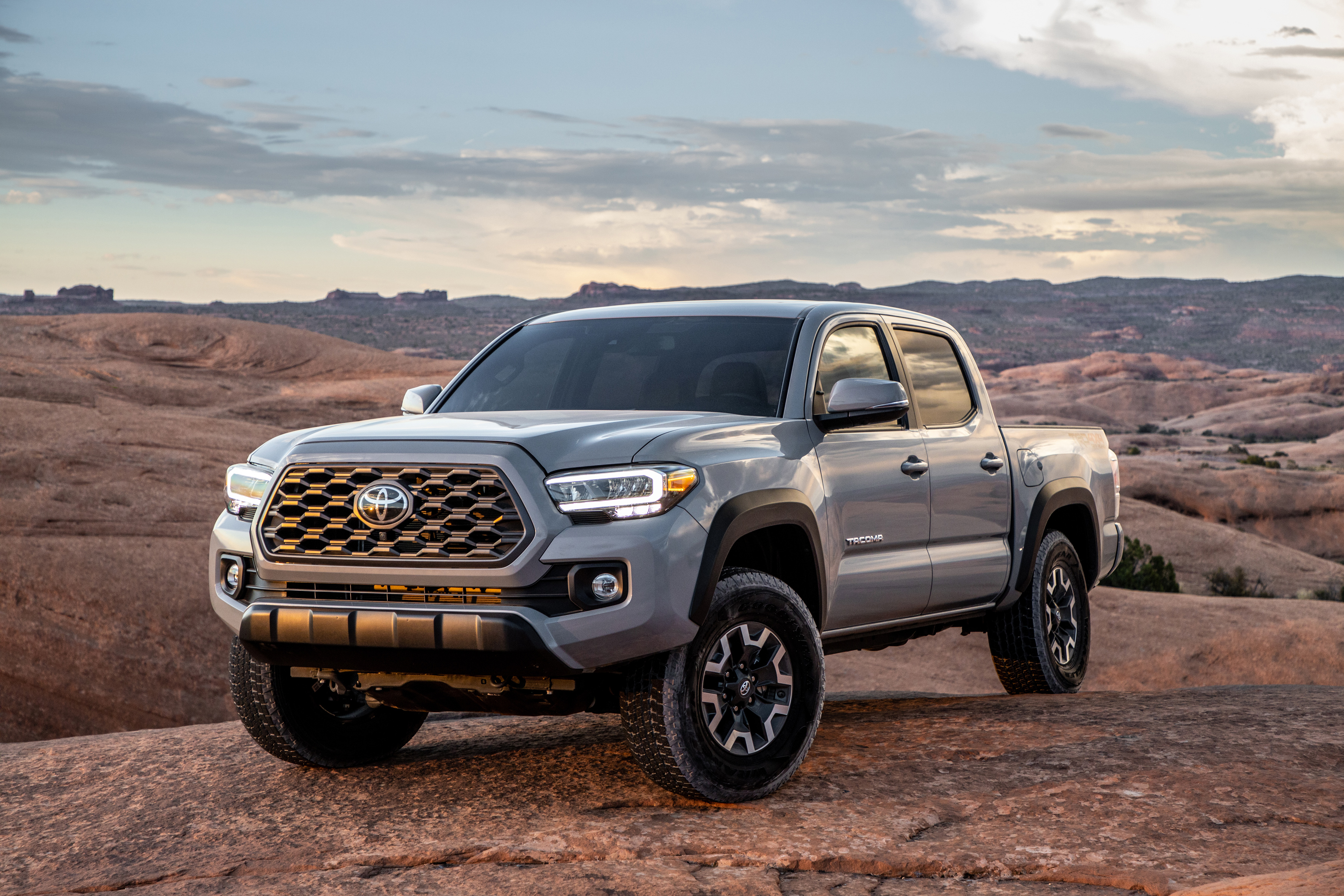 Time To Truck? Time To Tacoma! The 2020 Toyota Tacoma Is The ...