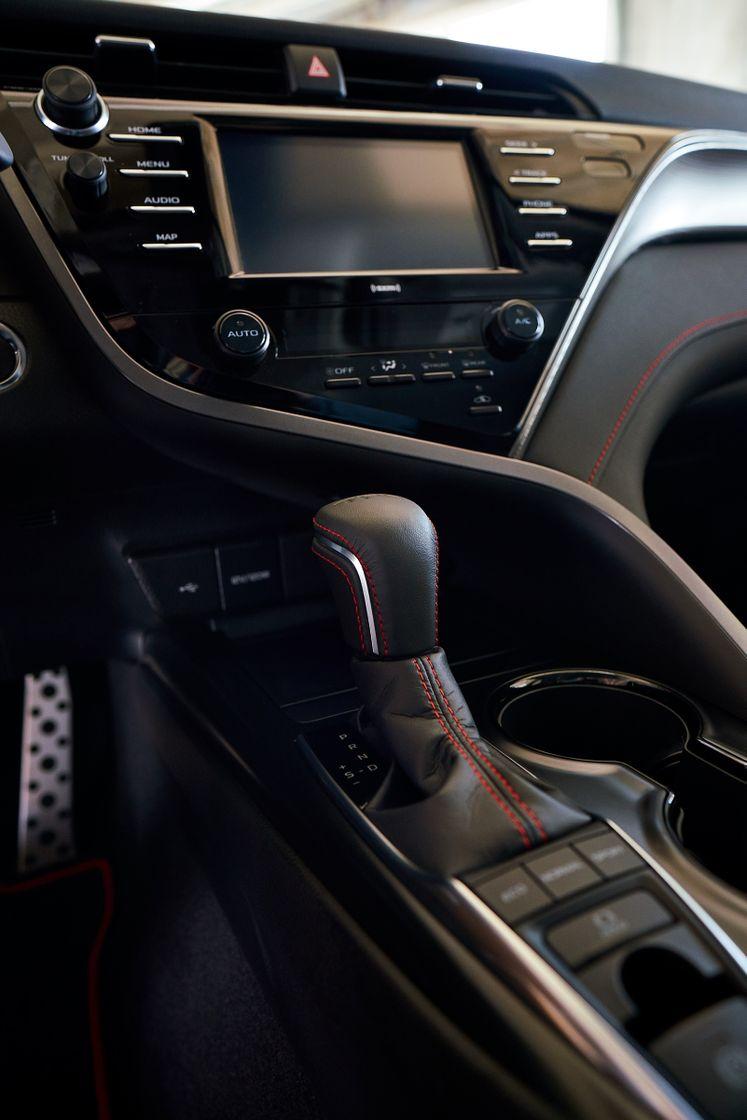 2020 Toyota Camry TRD Interior 001