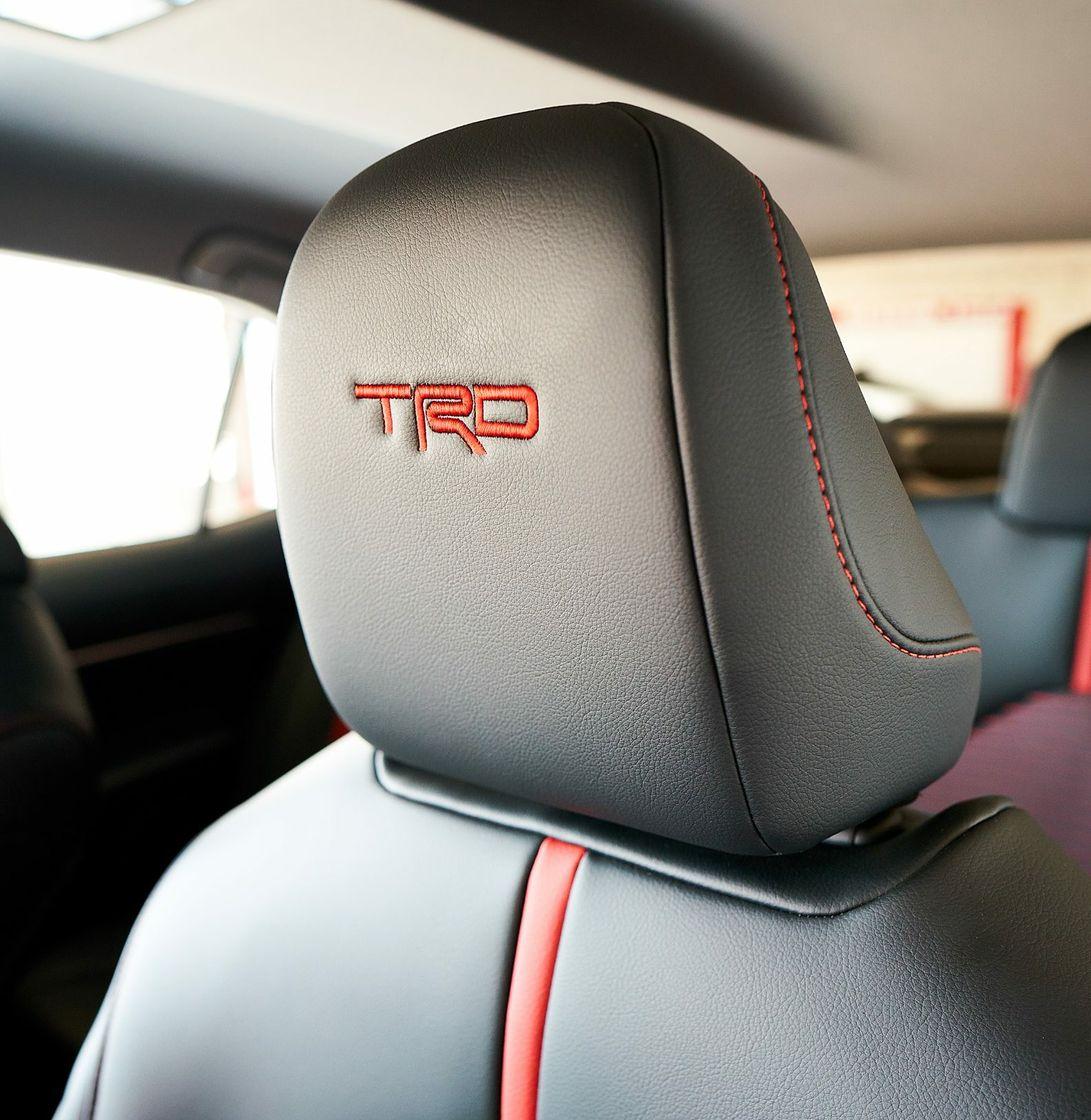 2020 Toyota Camry TRD Interior 003