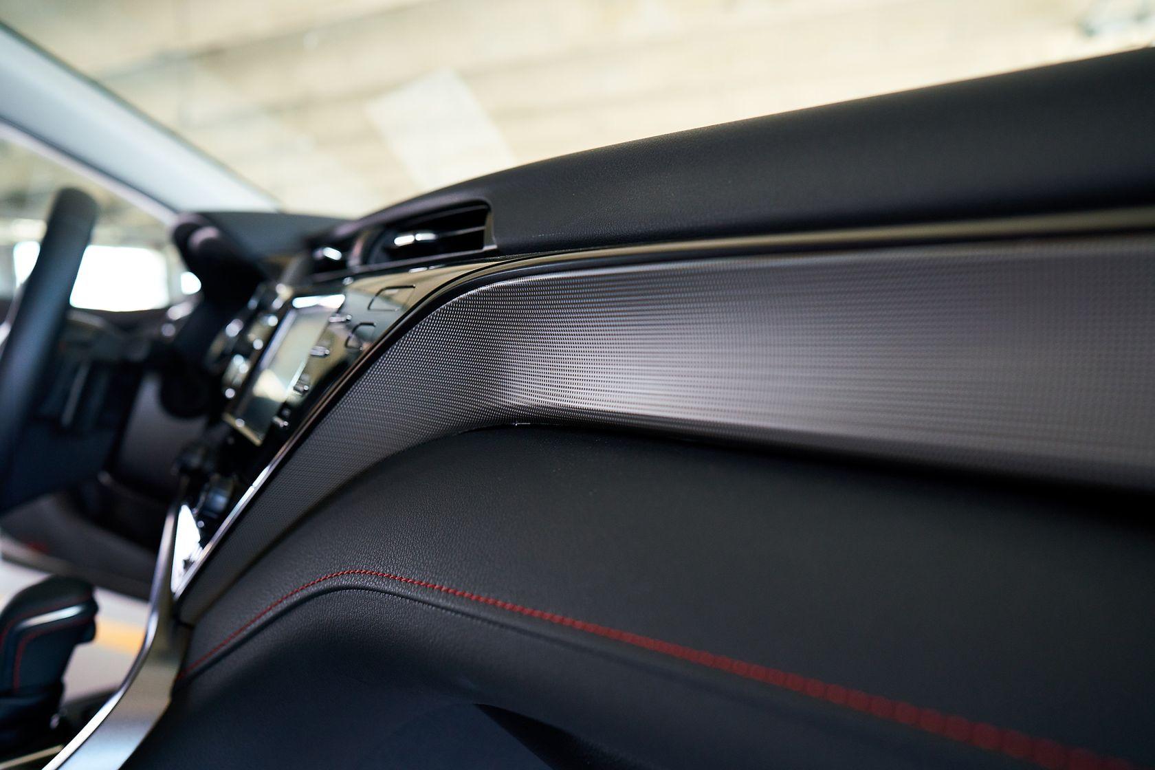 2020 Toyota Camry TRD Interior 005