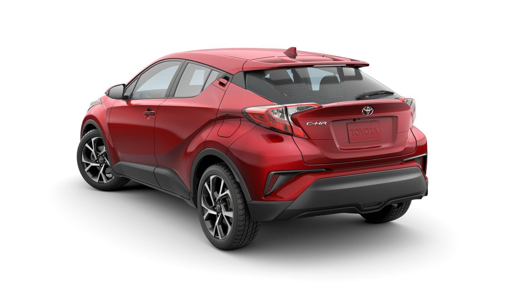 2020 Toyota CHR 04