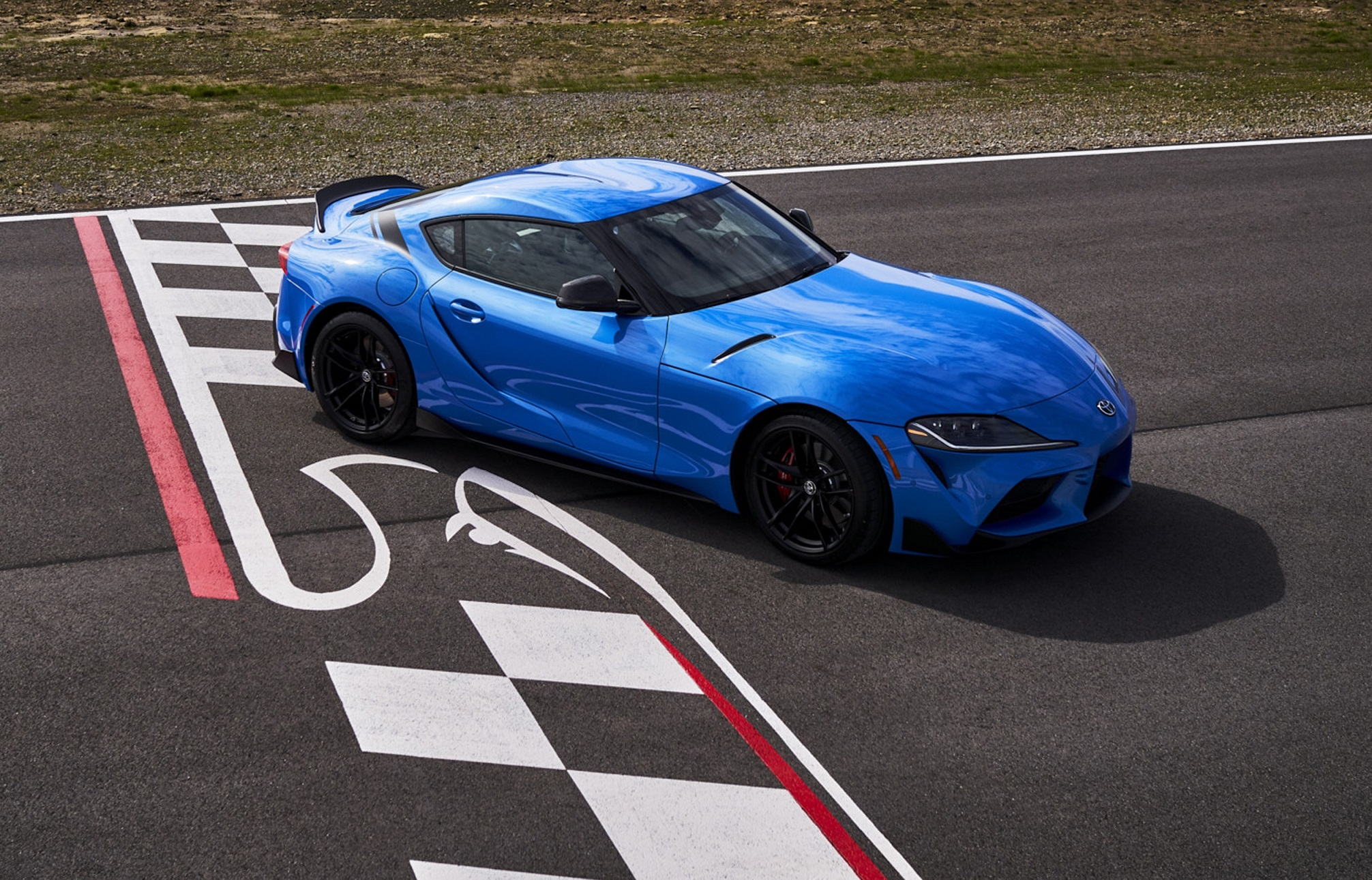 toyota gr supra races into 2021 with more power and first