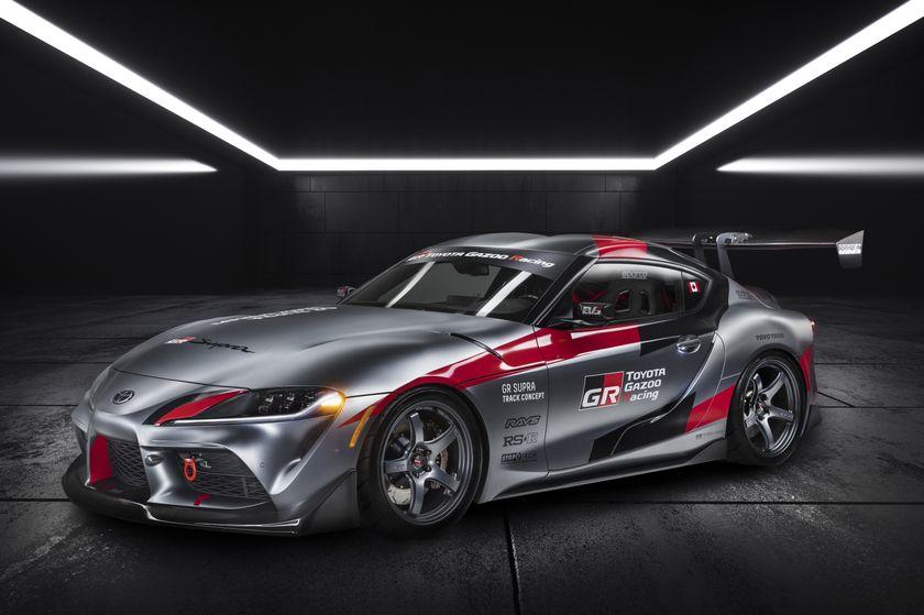 GR Supra Track Concept 1