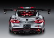 GR Supra Track Concept 6