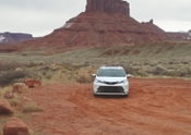 Toyota 2021 Sienna Limited Broll New