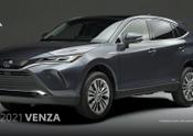 2021 Toyota Venza Virtual Walk Around