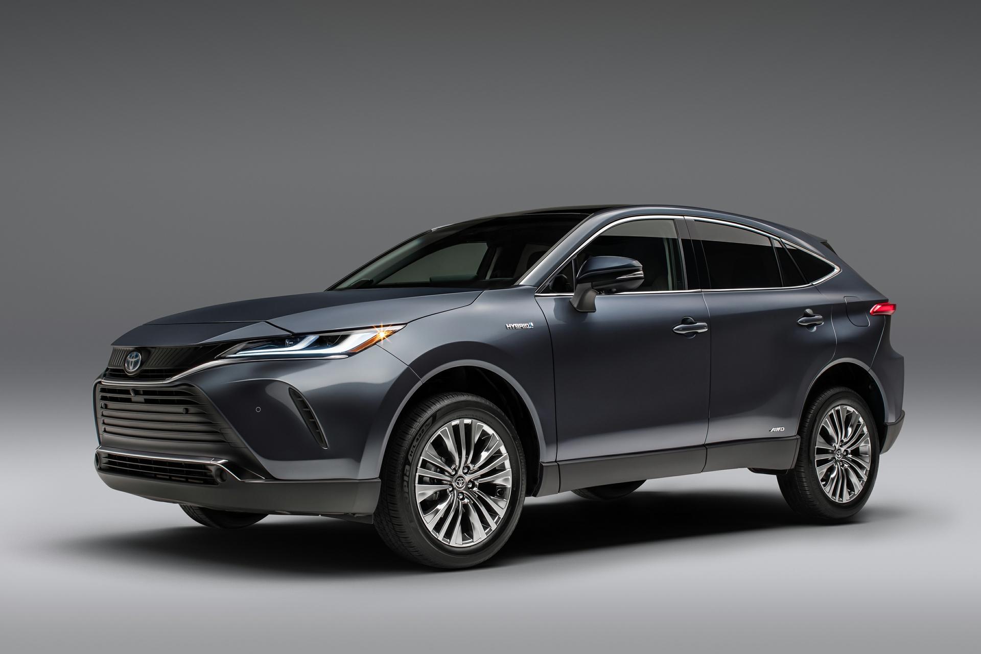 2021 Toyota Venza_Exterior_002