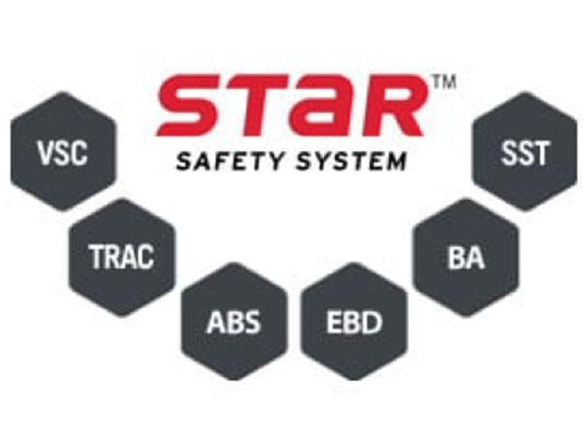 2000s Star Safety System