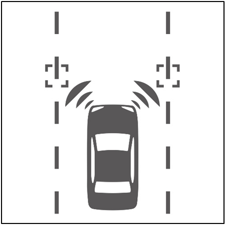 2010s Lane Keep Assist Lane Departure Warning