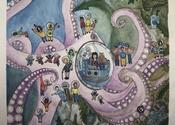 Tentacles of Hope- Isabella Pan