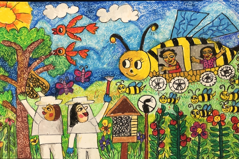 My Bee Car- Abraham Pramanik