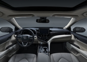 2021 Camry XLE 8