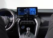2021 Toyota Venza_Interior BRoll