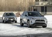 Toyota Winter Event 2