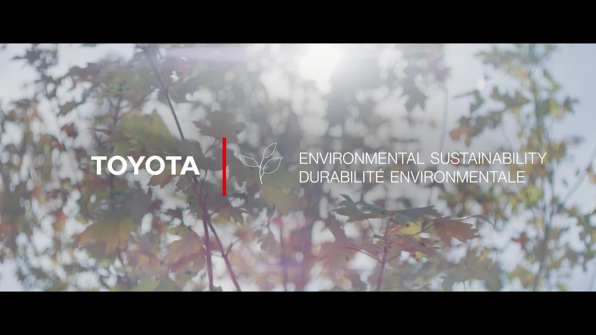 Toyota ECPDC - Durabilité environnementale