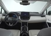 2022 Toyota Corolla Cross Wind Chill Pearl Interior Broll