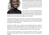 Team Toyota Athlete - Cynthia Appiah Bio French