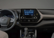 2022 Toyota Highlander Bronze INTERIOR broll