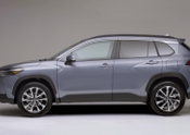2022 Toyota Corolla Cross Celestite Exterior Broll