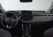 2022 Toyota Corolla Cross Celestite Interior Broll