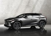 Toyota bZ4X Concept 2021 001