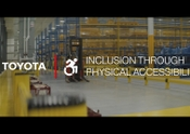 Toyota ECPDC – Inclusion through physical accessibility
