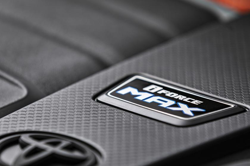 2022 Toyota Tundra iForceMAX Badge 16x9