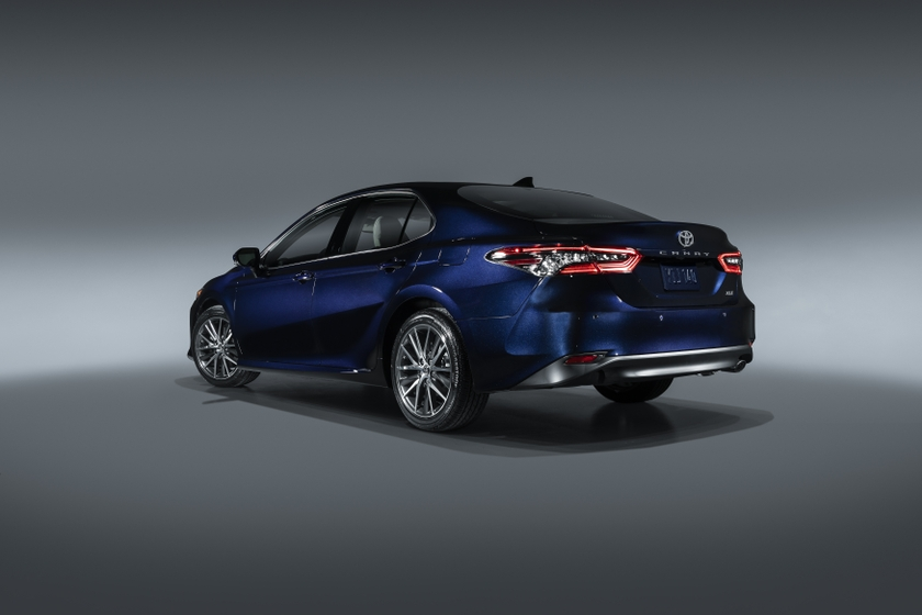 2021 Camry XLE 4