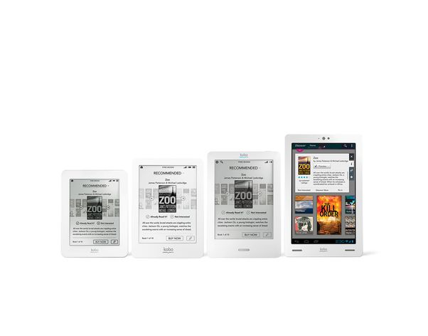 Kobo Family - Hi Res