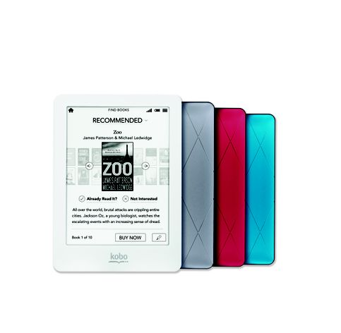 Kobo Glo - front and back - Lo Res