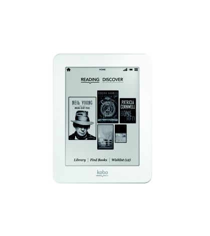 Kobo Mini - Front - Hi Res
