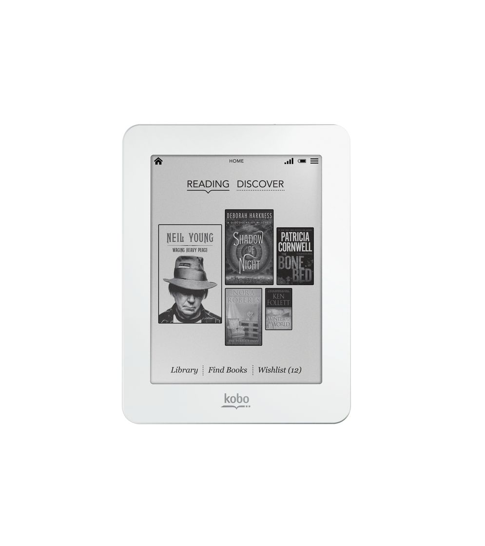Kobo Mini - Front - Lo Res