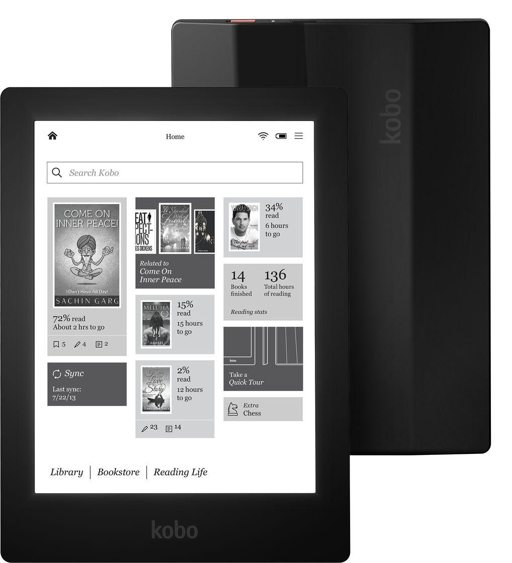 Aura HD - India - Device Pairing (Black)