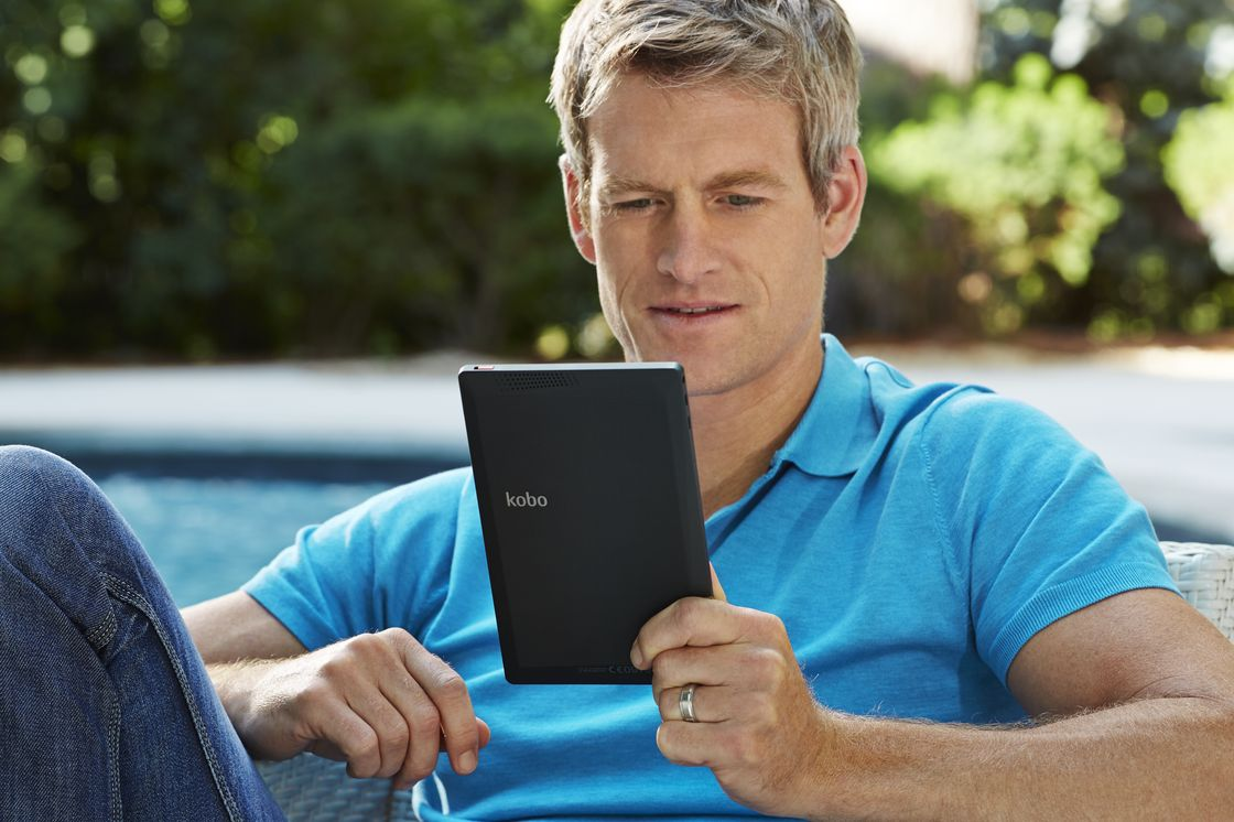 Kobo Arc 7 - Global Lifestyle Image 2