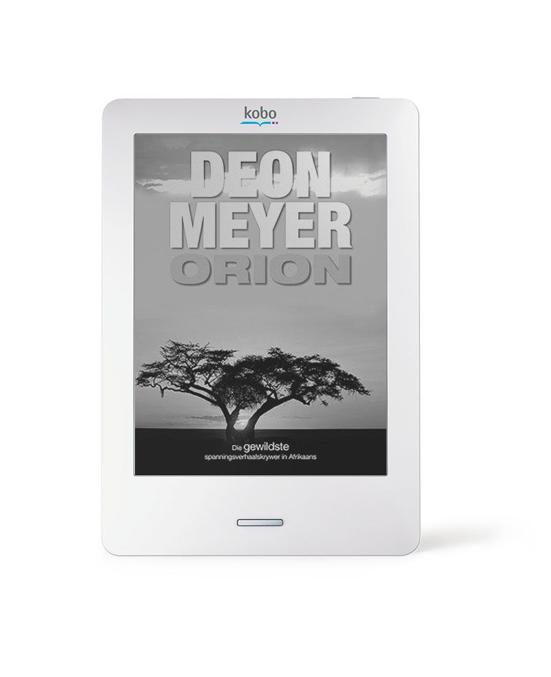 Kobo Touch Available at Pick n Pay