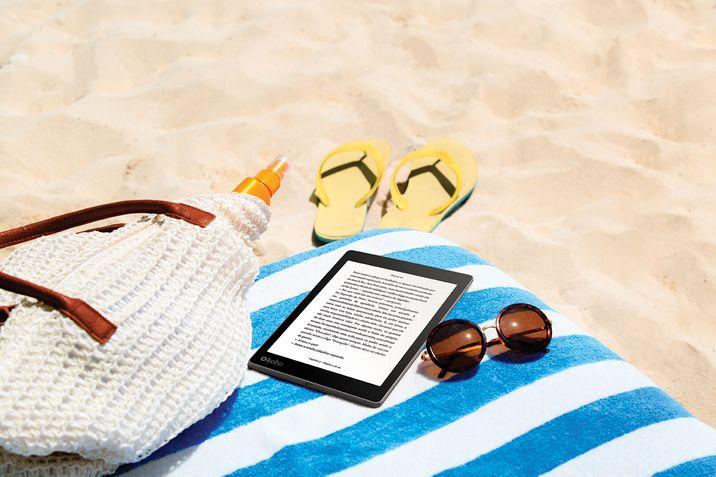 Aura ONE Lifestyle Beach Reading Screen (Brazil)
