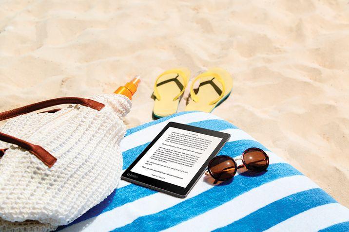 Aura ONE Lifestyle Beach Reading Reading Screen (Australia)