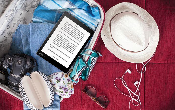 Aura ONE Lifestyle Travel Reading (Australia)