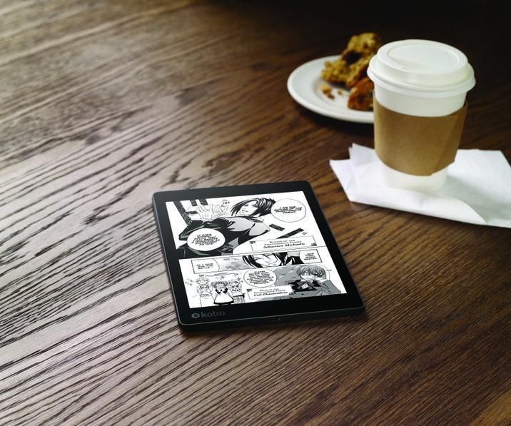 AuraONE Lifestyle Cafe02 Manga Large