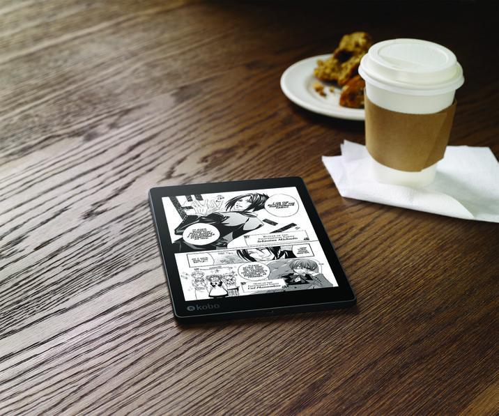 AuraONE Lifestyle Cafe02 Manga Small